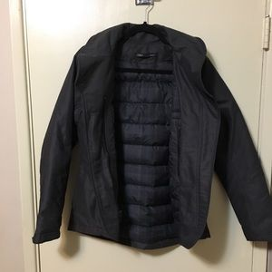 Nau goose down jacket
